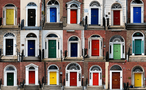 door-colors