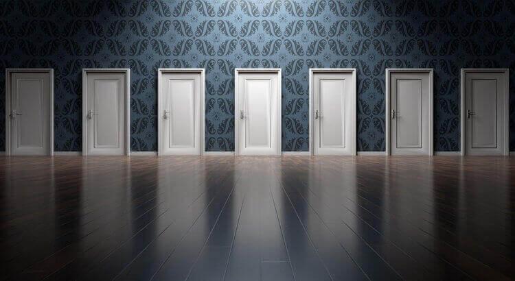Избор на интериорна врата за стая