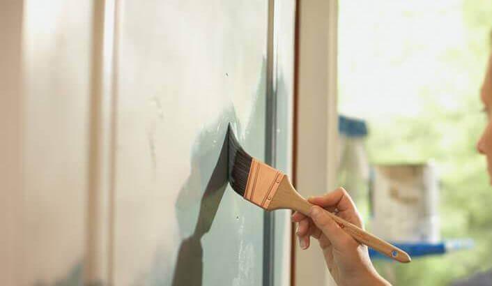 Неща преди боядисване на входна врата
