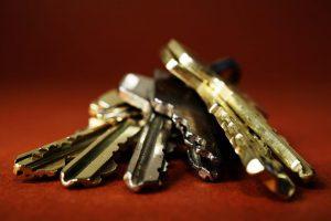 Ключове за блиндирана врата