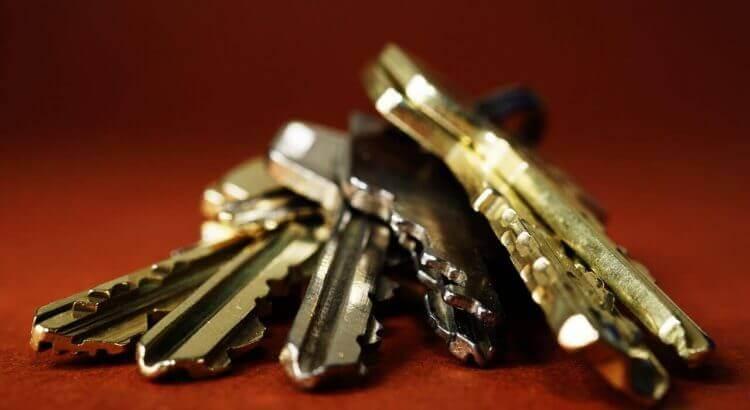 Ключове за входна врата