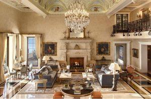 бароков интериор на дом