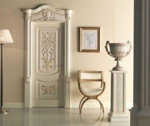 врата бароков стил