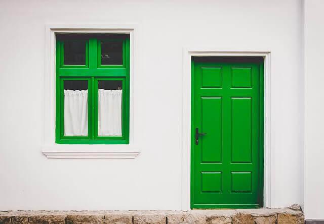 Входна врата от Врати Стара Загора