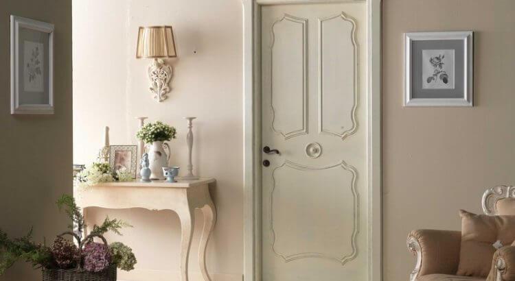 Интериорни врати Прованс