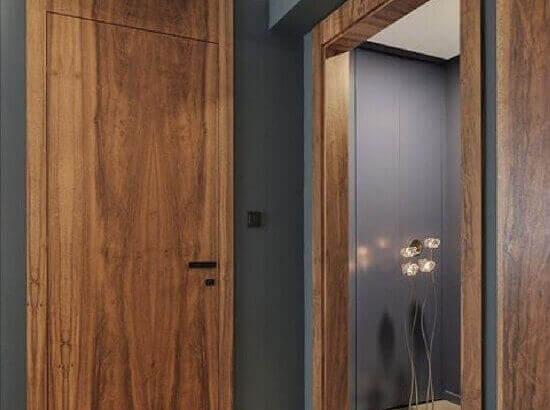 Модерна визия за входната врата