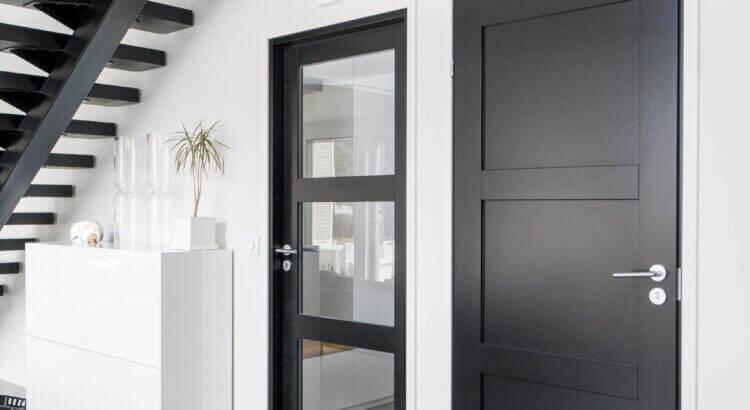 Правилен избор на цвят за интериорни врати